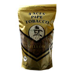 4 Aces Mellow Pipe Tobacco Made in USA , 4 x 453 g, 1812 g total.