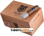 Asylum 13 Authentic Corojo Eighty Natural Cigars made in Honduras. Box of 30.
