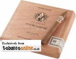Avo Signature Belicoso Cigars made in Dominican Republic, Box of 20.