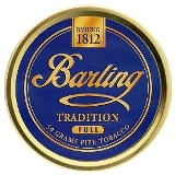 Barling 1812 Tradition Full pipe tobacco, 50 g tin.