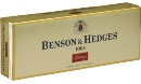 Benson & Hedges 100 Lights Box Luxury cigarettes made in USA, 3 carton, 30 packs. Free shipping!