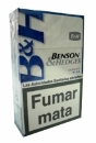 Benson & Hedges London Blue Cigarettes from Spain. Compare to £88.00 Tesco price!