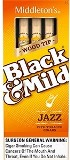 Black & Mild Jazz Wood Tip cigars made in USA, 20 x 5 pack, 100 total. Free shipping!
