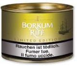 Borkum Riff Limited Edition 2014 pipe tobacco, 10 x 100g tins. 1000g total.