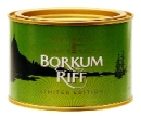 Borkum Riff Limited Edition 22 Mixture Fruit and Vanilla pipe tobacco, 10 x 100g tins. 1000g total.