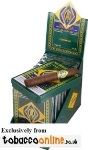 CAO Brazilia Cariocas Maduro Cigars made in Nicaragua. 2 x Pack of 50, 100 total.