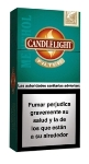 Candlelight Filter Menthol Mini Cigars. 10 x 10 pack, 100 total.