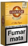 Candlelight Filter Vanilla Cigars. 17 x 10 pack, 170 total.