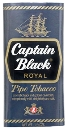 Captain Black Royal pipe tobacco. 24 x 42g pouch, 1008 g total. Free Shipping!