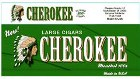 Cherokee Menthol 100s Little cigars made in USA. 5 cartons plus 1 Free! 1200 cigars total.