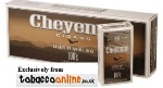 Cheyenne Classic Flavor 100s Filtered Cigars made in USA. 6 x cartons of 200. 1200 total.