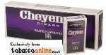 Cheyenne Grape Flavor Filtered Cigars made in USA. 6 x cartons of 200. 1200 total.