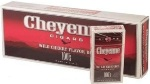 Cheyenne Wild Cherry 100s Filtered Cigars made in USA. 6 x cartons of 200. 1200 total.