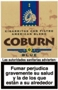 Coburn Cigarrito Blue Mini Cigars from Spain, 20 x 10 Pack.