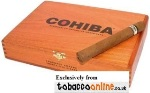 Cohiba Lonsdale Grande Cigars made in Dominican Republic. Box of 25.