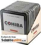 Cohiba Miniatures Cigars made in Dominican Republic. 2 x Pack of 100.