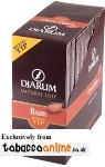Djarum Wood Tip Rum Cigars made in Indonesia. 3 x Box of 50, 150 total.