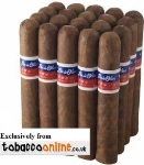 Flor De Oliva 5 x 50 Cigars made in Nicaragua. 3 x Bundle of 20, 60 total. Free shipping!