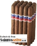 Flor De Oliva 6 1/2 x 44 Natural Cigars made in Nicaragua. 3 x Bundle of 20, 60 total. Free shipping