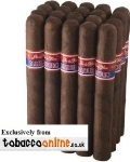 Flor De Oliva 6 x 50 Maduro Cigars made in Nicaragua. 3 x Bundle of 20, 60 total. Free shipping!