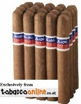 Flor De Oliva 6 x 50 Natural Cigars made in Nicaragua. 3 x Bundle of 20, 60 total. Free shipping!