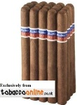 Flor De Oliva 8 x 52 Natural Cigars made in Nicaragua. 3 x Bundle of 20, 60 total. Free shipping!