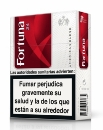 Fortuna 24 Red Box cigarettes from Spain