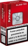 Fortuna Glide Tec Cigarettes from Spain. 1 carton, 10 packs.