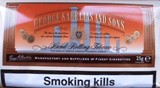 George Karelias and Sons Hand Rolling tobacco made in Greece. 8 x 250 g, 2 kilo total. Free shipping