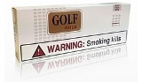 Golf King Size cigarettes. 6 cartons, 60 packs. Free shipping!