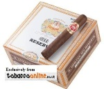 H Upmann Reserve Robusto Cigars made in Dominican Republic. 3 x Box of 20.