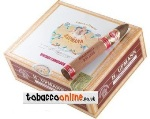 H Upmann Vintage Cameroon Belicoso Cigars made in Dominican Republic. Box of 25.