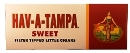 Hav A Tampa Little Sweet Filtered Cigars, 3 x 200ct. , 600 total.