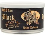 Hearth and Home Blackhouse pipe tobacco. 50 g tin.