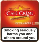 Henri Winterman Cafe Creme Filter Cigars made in Netherlands, 5 x 80 Units, 400 total.