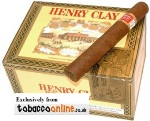 Henry Clay Brevas Conservas Maduro Cigars made in Dominican Republic. 2 x Box of 25.