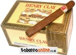 Henry Clay Brevas Finas Maduro Cigars made in Dominican Republic. Box of 25.