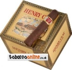 Henry Clay Rothchilde Maduro Cigars made in Dominican Republic. 2 x Box of 25.