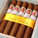Hoyo de Monterrey Epicure Especial L E 2004 Cigars made in Cuba. Bundle of 25. Free shipping!