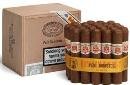 Hoyo de Monterrey Petit Robusto cigars made in Cuba. Bundle of 25. Free shipping!