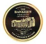 James J. Fox Bankers pipe tobacco. 50 g tin.