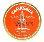 James J. Fox Campanile pipe tobacco. 50 g tin.