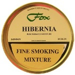 James J. Fox Hibernia pipe tobacco. 50 g tin.