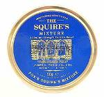 James J. Fox Squires Mixture pipe tobacco. 50 g tin.