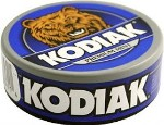 Kodiak Mint Chewing Tobacco made in USA, 4 x 5 can rolls, 680 g total. Free shipping!