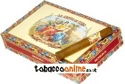 La Aroma De Cuba Monarch cigars made in Nicaragua. Box of 25.
