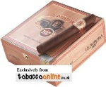 La Aurora 107 Gran 107 Cigars made in Dominican Republic. Box of 21.
