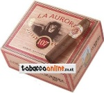 La Aurora 107 Robusto Cigars made in Dominican Republic. Box of 21.