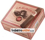 La Aurora 107 Toro Cigars made in Dominican Republic. 2 x Box of 21.
