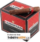 La Libertad Robusto Cigars made in Dominican Republic. Box of 20.